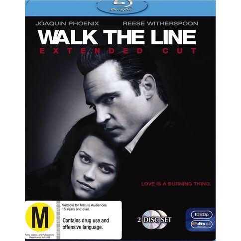 Walk The Line Directors Cut Blu-ray 1Disc