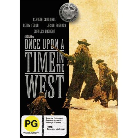 Once Upon A Time In The West DVD 2Disc