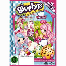 Shopkins DVD 1Disc