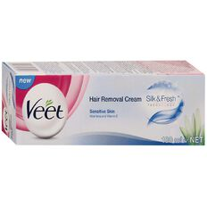 Veet Hair Removal Cream Silk & Fresh Sensitive Skin 100ml