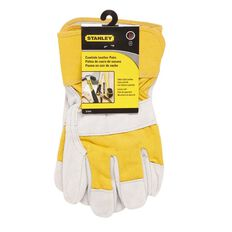 Stanley Leather Gloves Large