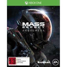 XboxOne Mass Effect Andromeda