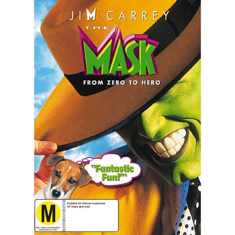The Mask DVD 1Disc
