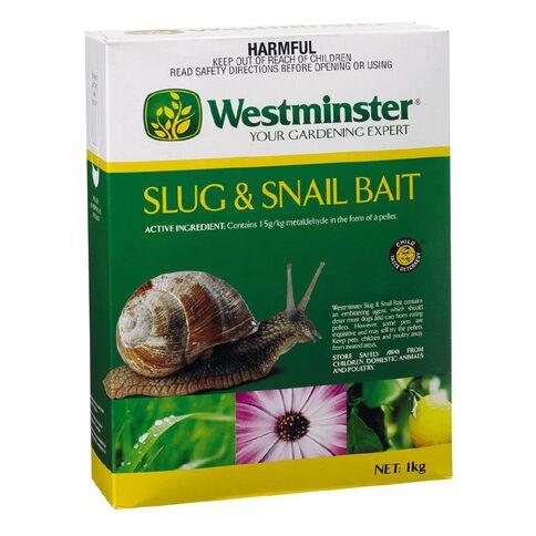 Westminster Slug & Snail Bait 1kg