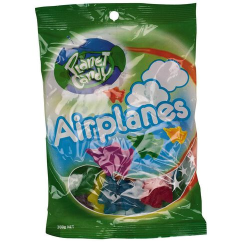 Planet Candy Airplanes 300g