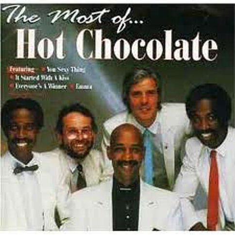 The Most of CD by Hot Chocolate 1Disc