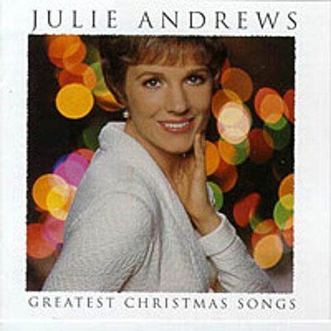 Greatest Christmas Songs by Julie Andrews CD