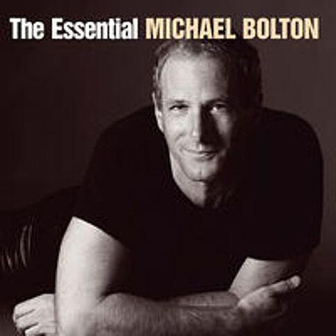 The Essential CD by Michael Bolton 2Disc
