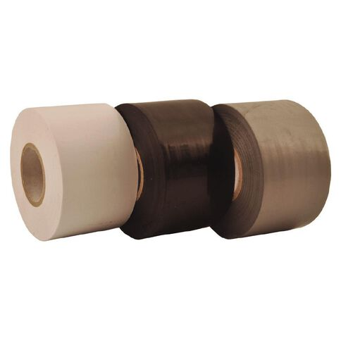 Pomona Duct Tape PVC Silver 48mm x 30m