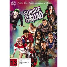 Suicide Squad DVD 1Disc