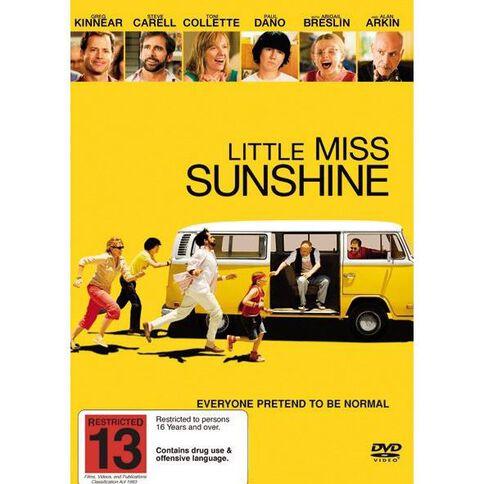 Little Miss Sunshine DVD 1Disc