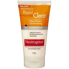 Neutrogena Blackhead Eliminating Scrub 125ml