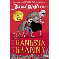Gangsta Granny David Walliams