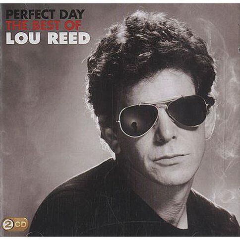 Perfect Day The Best of CD by Lou Reed 2Disc