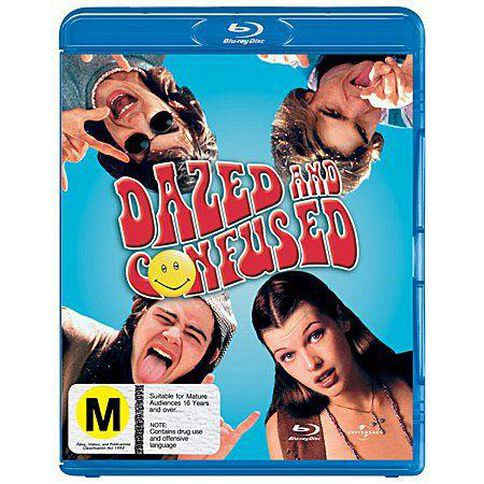 Dazed & Confused Blu-ray 1Disc