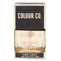 Colour Co. Nail Polish Top Coat