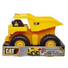 Caterpillar Rev Dump Truck 18 inch