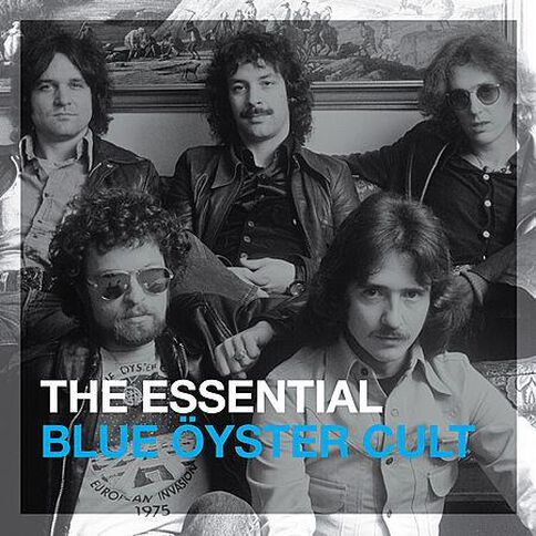 The Essential CD by Blue Oyster Cult 2Disc
