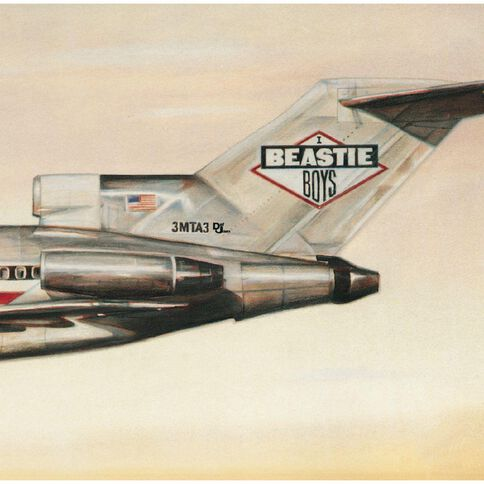 Licensed To Ill CD by The Beastie Boys 1Disc
