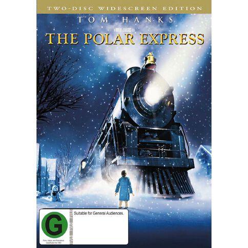 The Polar Express 2Disc