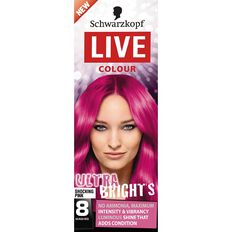 Schwarzkopf LIVE Colour Ultra Brights Shocking Pink