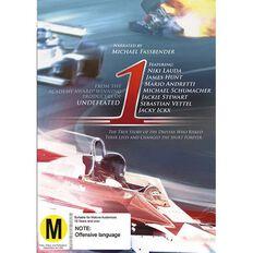 1 DVD 1Disc