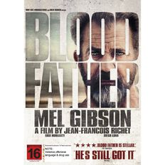 Blood Father DVD 1Disc