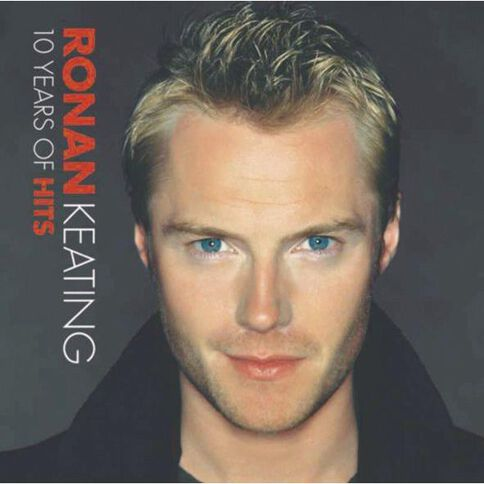 Greatest Hits CD by Ronan Keating 1Disc