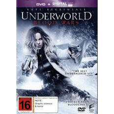 Underworld Blood Wars DVD 1Disc