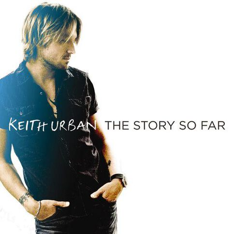 Story So Far CD by Keith Urban 1Disc