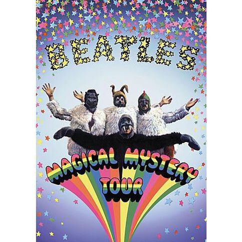 The Beatles Magical Mystery Tour DVD 1Disc