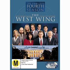 The West Wing Season 4 DVD 6Disc