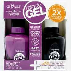 Sally Hansen Miracle Gel Duo Pack Up the Ante 260