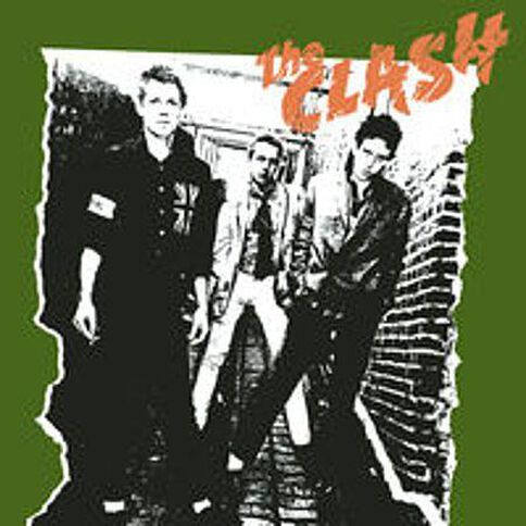The Clash CD by The Clash 1Disc