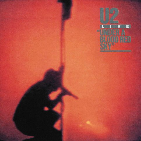 Under A Blood Red Sky by U2 CD