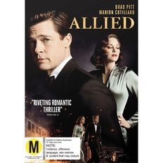 Allied DVD 1Disc