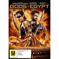 Gods of Egypt DVD 1Disc