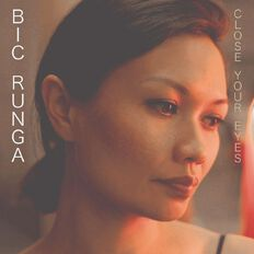 Close Your Eyes CD by Bic Runga 1Disc