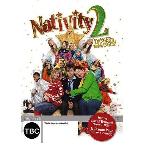 Nativity 2 Danger In The Manger DVD 1Disc
