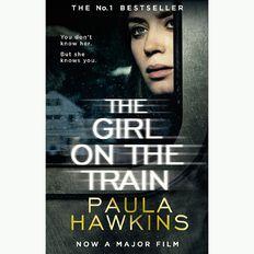 The Girl on the Train FTI by Paula Hawkins