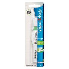Paper Mate Correction Pen Liquid Paper Hangsell 7ml