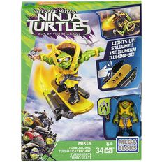 Teenage Mutant Ninja Turtles Mega Bloks Ninja Tech Play Set Assorted