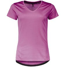 Basics Brand Women's Cooldry Reflective Tee