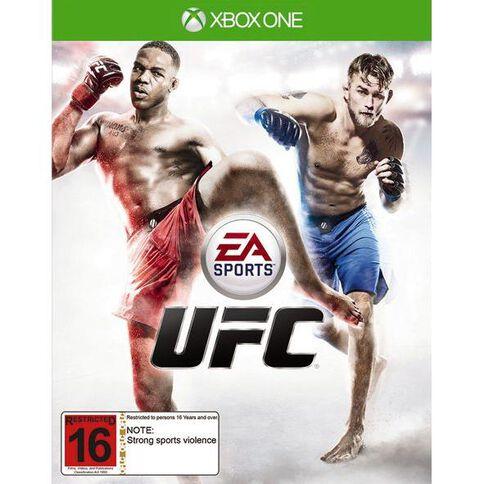 XboxOne UFC