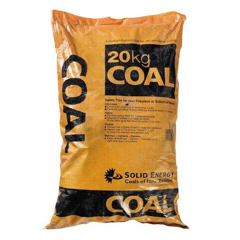 Solid Energy Coal 20Kg
