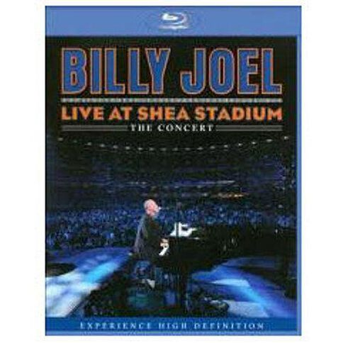 Live At Shea Stadium Blu-ray by Billy Joel 1Disc