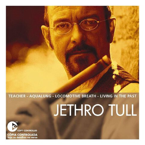 The Essential CD by Jethro Tull 1Disc