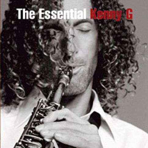 The Essential CD by Kenny G 2Disc