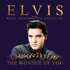 The Wonder of You Elvis Presley with The RPO CD by Elvis Presley 1Disc
