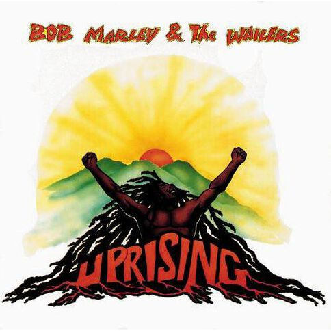 Uprising CD by Bob Marley 1Disc